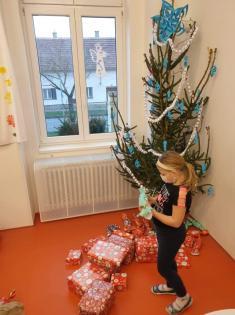 ŠD Vánoční družinová nadílka